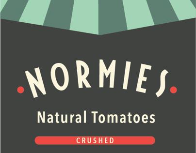 Normies  Natural Tomatoes