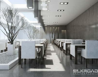 3D rendering-interior(hotel,office,library,theater.etc