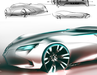 CAR Design work