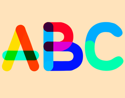 ABC. Animated Alphabet