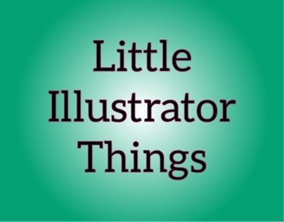 Little Illustrator Things