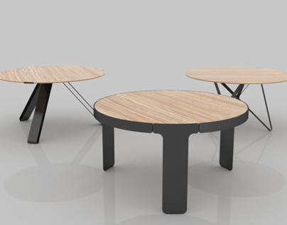 Round Tables Collection