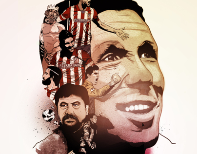 Atlético de Madrid 2013/014. Cholo
