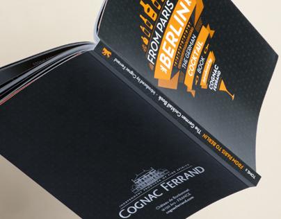 Cocktail book - Cognac Ferrand