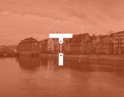 Typography - Time Travelling in Switzerland