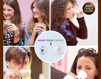 Nescafé Dolcegusto Italia (Event and YT video)