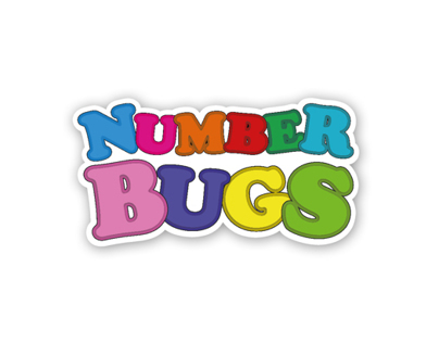 Number Bugs - Illustration