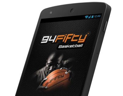 94Fifty Basketball App