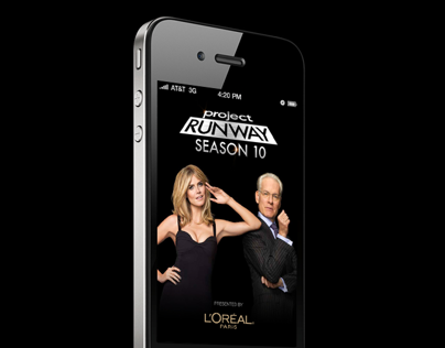 Project Runway iPhone App