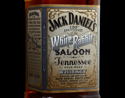 Jack Daniel's White Rabbit
