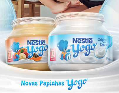Nestle Papinhas Advertising