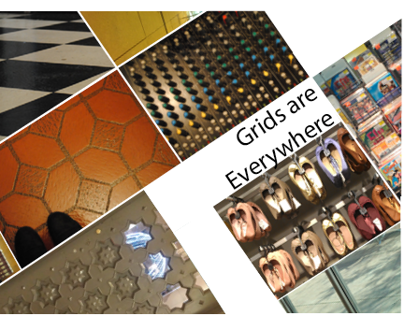 Grids are Everywhere