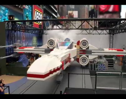 LEGO STAR WARS X-WING REVEAL
