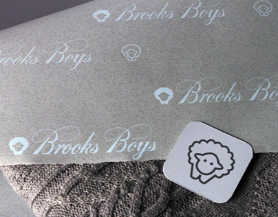 Brooks Boys | Packaging & Signage