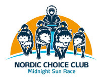 Nordic Choice Club – Sledrace logo