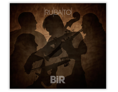 RUBATO Music Album Cover