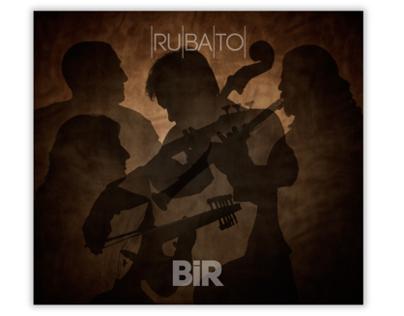RUBATO Music Album Cover