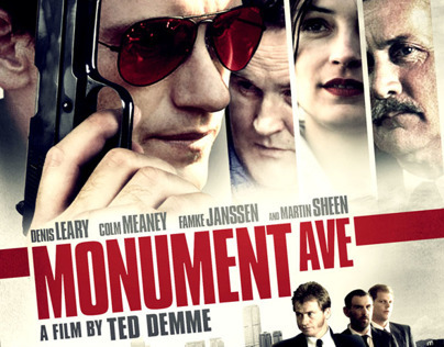Monument Ave. Cover Design