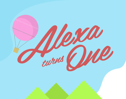 Alexa Turns One