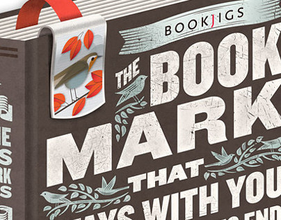 Bookjigs Initial Branding & Packaging