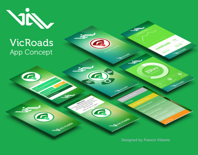 VicRoads Log book app