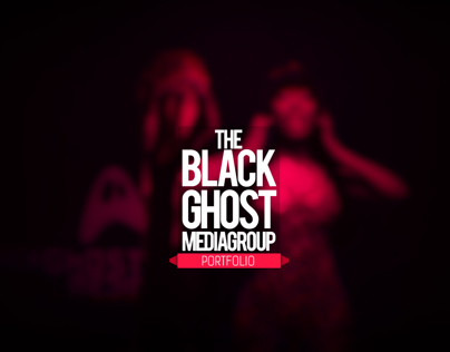 BlackGhost Media - Website