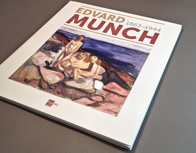 MUNCH EXHIBITION CATALOG