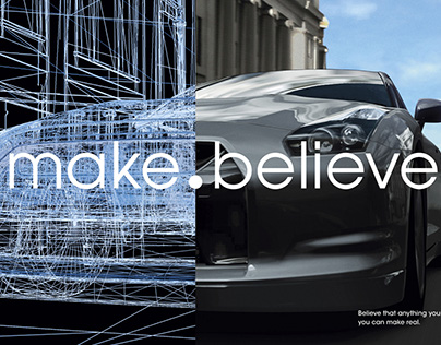 SONY make.believe