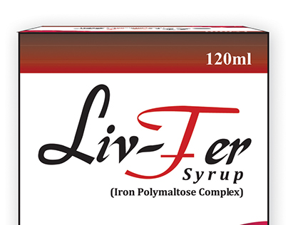 Livfer Syrup, Tablet Pack