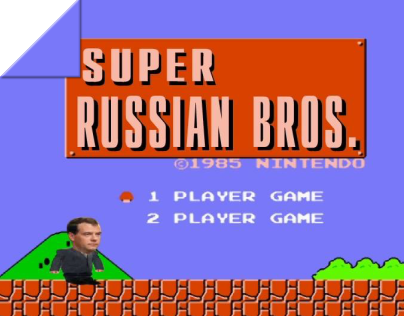 SUPER RUSSIAN BROS
