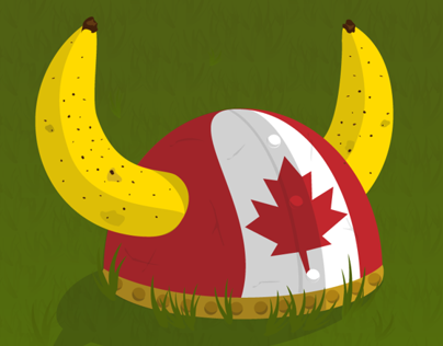 Canadian Viking Banana Farmers
