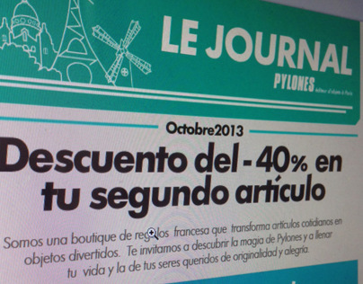 Le Journal Pylones