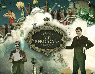 Mr Perdigans Album Artwork