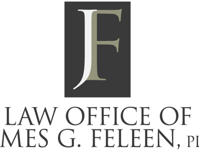 Law Office of James G. Feleen Logo