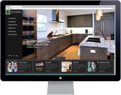 UBK Site Design