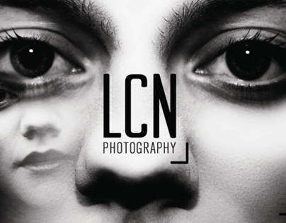 LCN Photography Logo and Business Cards