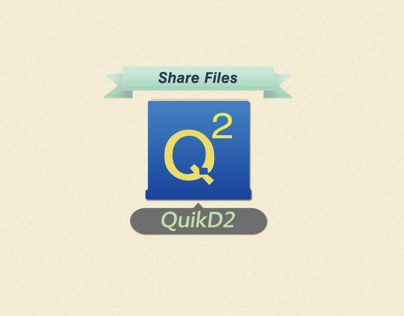 QuickD2 File Sharing Feature Video by Limenets AUS