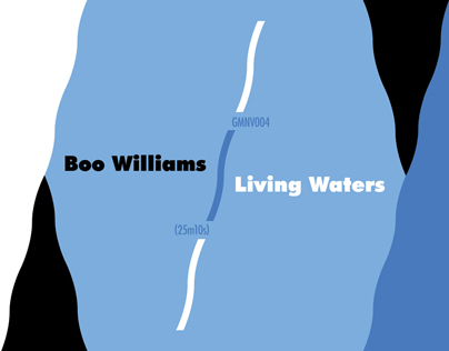 Goldmin Music / GMNV004 / Boo Williams - Living Waters