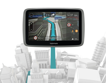 TomTom Nav 4 Launch