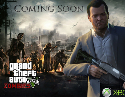 Grand Theft Auto 5 Zombies idea