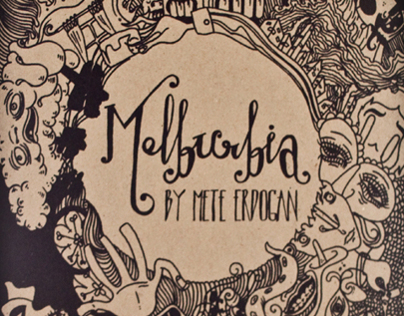 Melburbia Graphic Novel