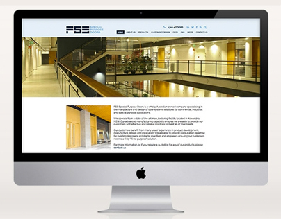 FSE Special Purpose Doors - Website