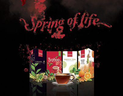 Typhoo Tea