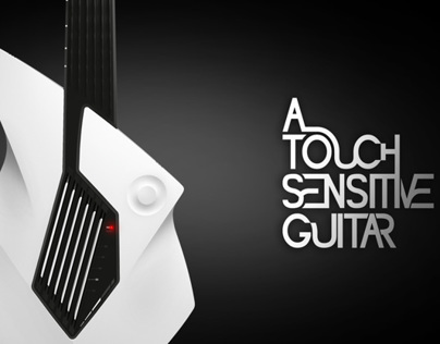 Touch Sensitive Guitar