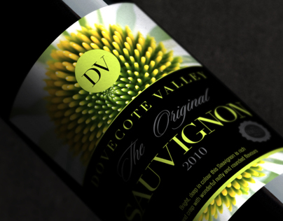 Wine Labels 3 Concept
