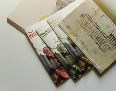 Architectural Project Booklets