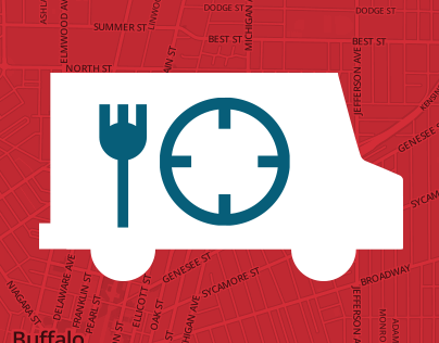 Trucktor Beam - Food Truck Finder App