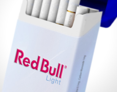 Red Bull Cigarettes