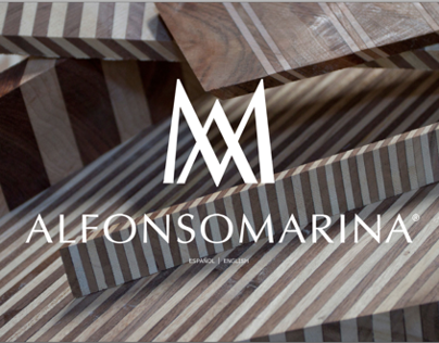 Alfonso Marina - Website