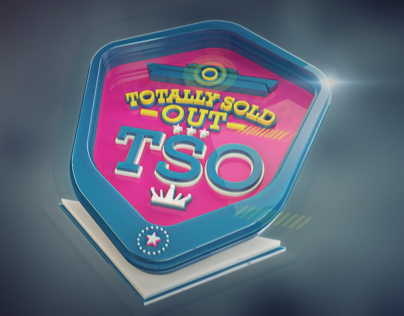 TSO 3d logo Creation